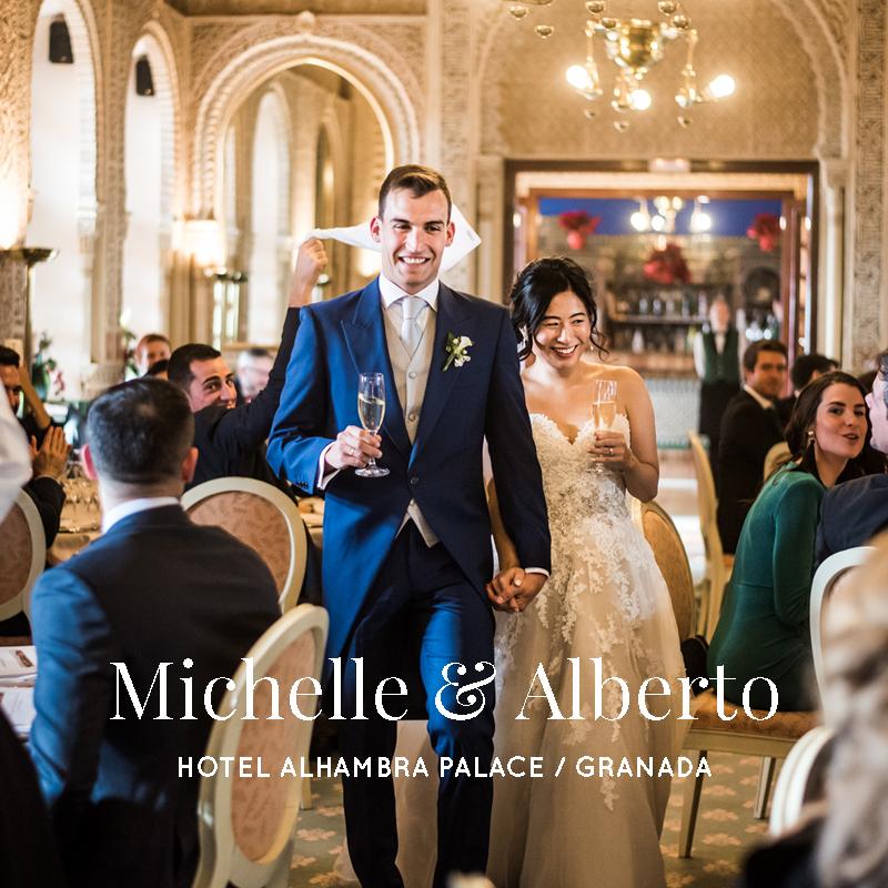 Michelle & Alberto