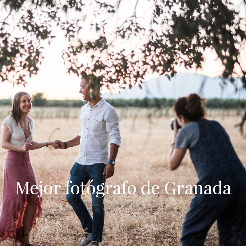 Mejor fotógrafo de boda de Granada