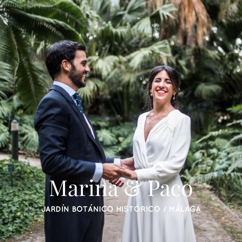 Marina y Paco